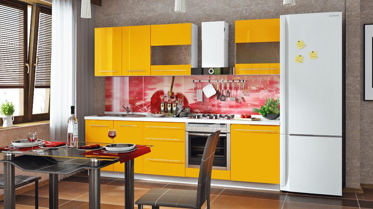 Кухни дизайн модульные
